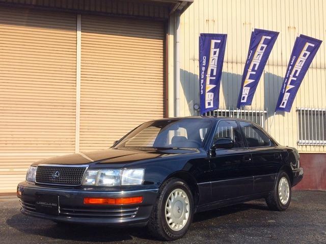 米国レクサス レクサス LS400 左ハンドル サンルーフ