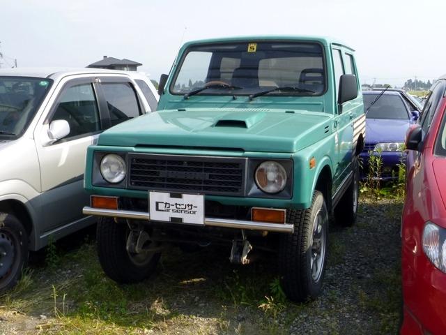 ジムニー660cc 4WD ターボ(スズキ)の中古車