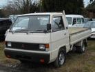 三菱デリカトラック3方 旧車