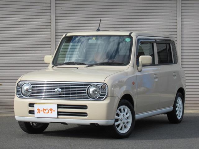アルトラパン660 L(スズキ)の中古車