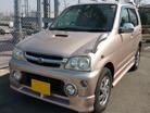 ダイハツテリオスキッド660 カスタムX 4WD