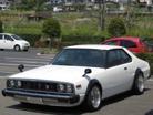日産 スカイラインクーペ GT-ES