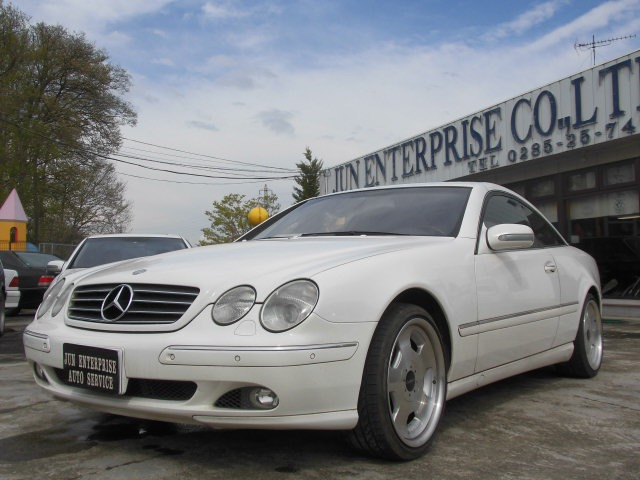 CLクラス(ベース)(メルセデス・ベンツ)の中古車
