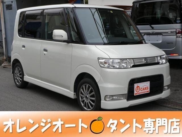 人気車おすすめの軽自動車タント660 カスタム X