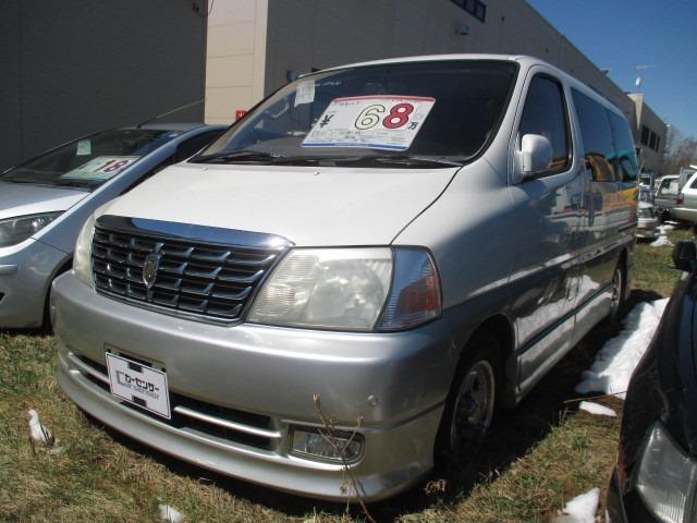 グランビア3.4 G 4WD(トヨタ)の中古車