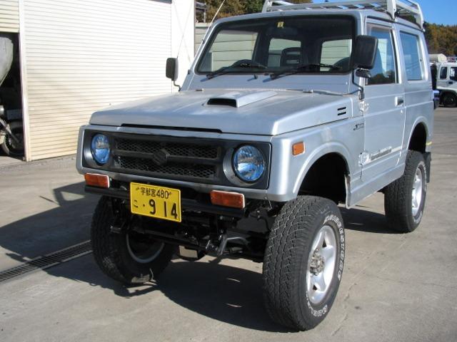スズキ ジムニー 660 ランドベンチャー 4WDの中古車