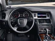 09年(H21)9月、MC時の3.6 FSIクワトロ Sラインパッケージ 4WDのインパネ