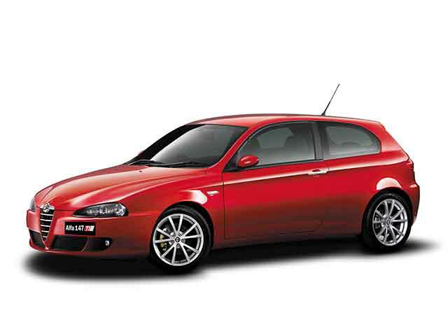 すべてのモデル : アルファ ロメオ アルファ147 2.0 ツインスパーク セレスピード : carsensor.net