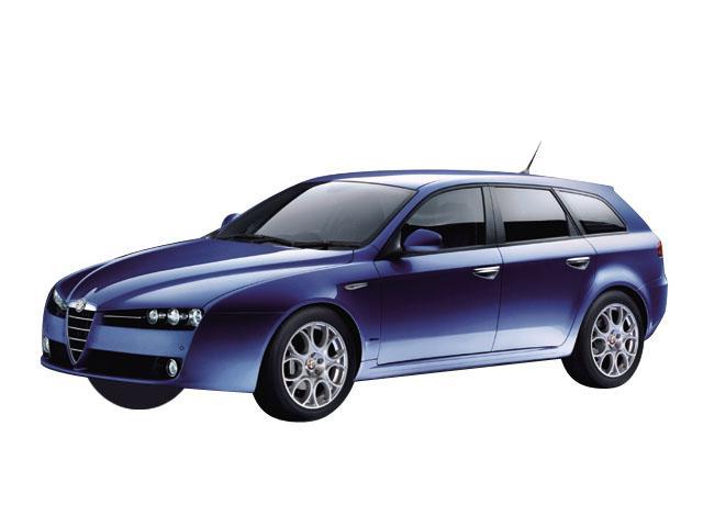すべてのモデル アルファ ロメオ アルファ159 jts : carsensor.net