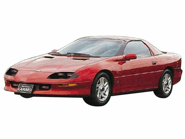 カマロコンバーチブル1993年7月~2002年10月生産モデル