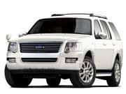 09年(H21)3月、一部改良時の4.6 V8 リミテッド 4WDのフロント