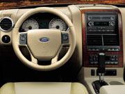09年(H21)12月、一部改良時の4.6 V8 エディバウアー 4WDのインパネ
