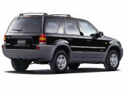 00年(H12)12月、新型時の2000 DOHC XLT AWDのリア