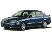 97年(H09)8月、FMC時の4WD2000DOHC-LXのフロント