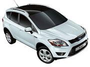 10年(H22)10月、新型時のタイタニアム 4WDのフロント