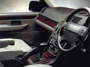 95年(H7)4月、FMC時の4.0 SE 4WDのインパネ