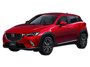 CX-3 2.0 20S 4WD のフロント