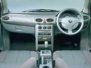 98年(H10)9月、新型時のA160のインパネ