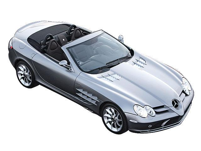 SLRクラス マクラーレン ロードスター