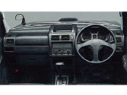 03年(H15)9月、MC時のVR-S 4WDのインパネ