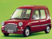 97年(H09)1月、新型時の2WDのフロント