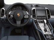 10年(H22)3月、FMC時の3.6 ティプトロニックS 4WDのインパネ