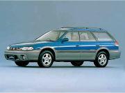 95年(H07)8月、新型時の2.5 4WDのフロント