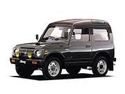 92年(H4)7月、一部改良時の660 HC 4WDのフロント