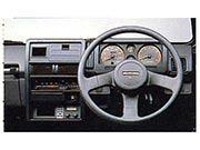92年(H4)7月、一部改良時の660 HC 4WDのインパネ
