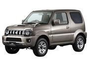 12年(H24)5月、一部改良時の1.3 クロスアドベンチャー 4WDのフロント