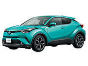 C-HR 1.2 S-T 4WD のフロント