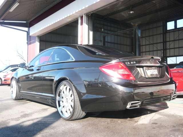 AMG amg clクラス cl63 : kurumanner.com