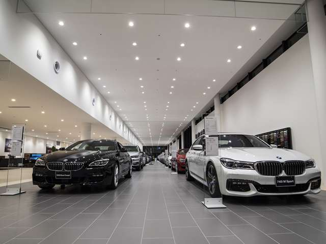 BMW Tokyo BMW Premium Selection TokyoBay お店紹介ダイジェスト 画像3