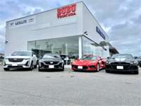 北関東最大の展示台数MITSUOKA 欧州車・米国車まで豊富な在庫より御選びいただけます