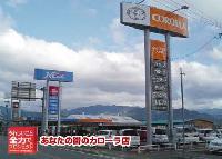 トヨタカローラ熊本
