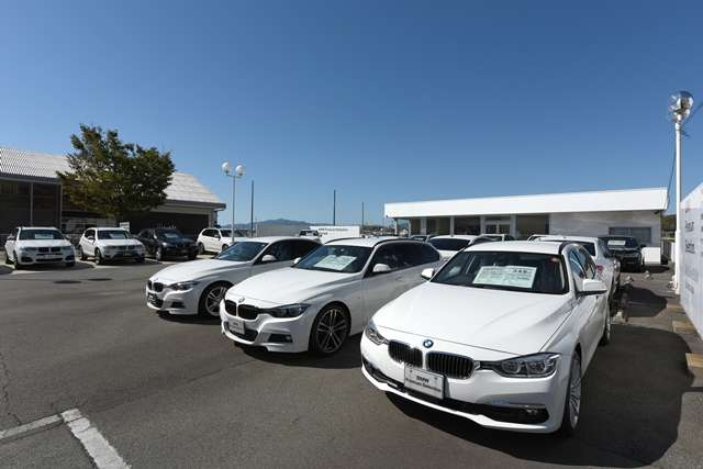 Mie Chuo BMW BMW Premium Selection 津 お店紹介ダイジェスト 画像2
