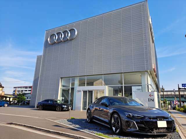 Audi Approved Automobile 足立  お店紹介ダイジェスト 画像1