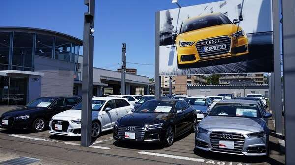 Audi Approved Automobile 仙台北  お店紹介ダイジェスト 画像3