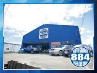 AUTO GARAGE 884