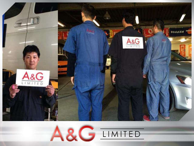 A&G LIMITED  お店紹介ダイジェスト 画像3