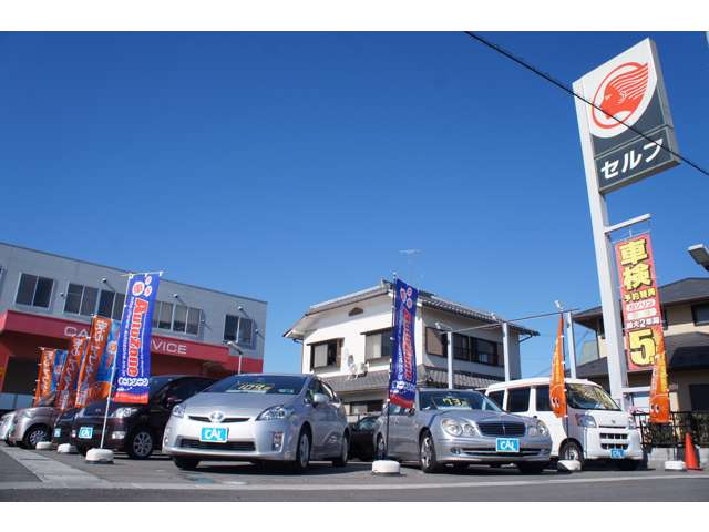 T's CAR NETWORKS 寺田商事 カーライフ守山店 お店紹介ダイジェスト 画像3