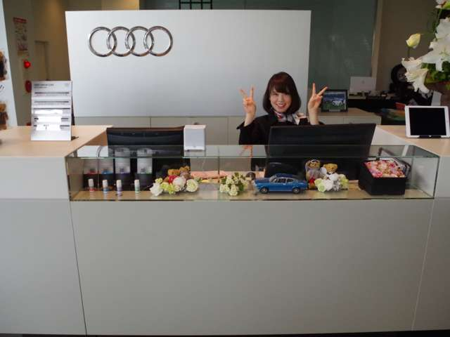 Audi Approved Automobile 幕張  お店紹介ダイジェスト 画像1