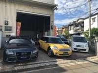 GLAMX garage