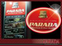 Custom&CarAudio PARADA
