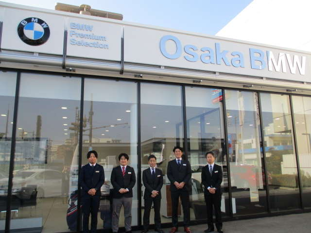 BMW Osaka BMW Premium Selection 新梅田 保証 画像1