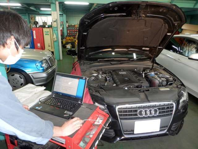 BOSCH Car Service EAST  保証