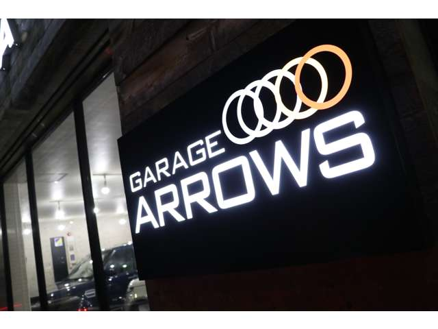 GARAGE ARROWS  クーポン