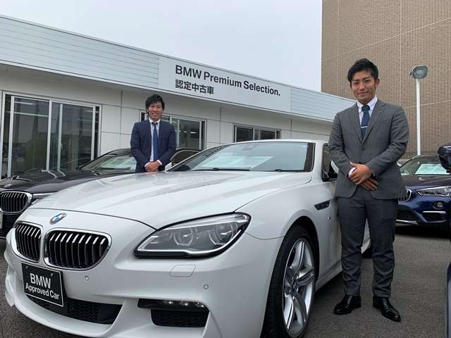 Hanshin BMW BMW Premium Selection 西宮 スタッフ紹介 画像3