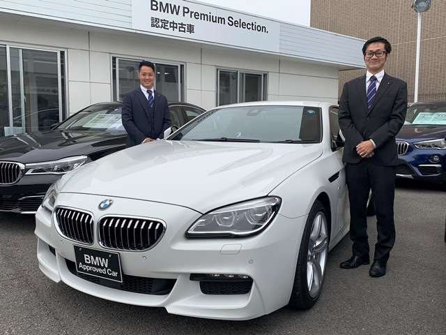 Hanshin BMW BMW Premium Selection 西宮 スタッフ紹介 画像4
