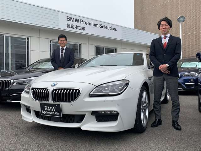 Hanshin BMW BMW Premium Selection 西宮 スタッフ紹介 画像5